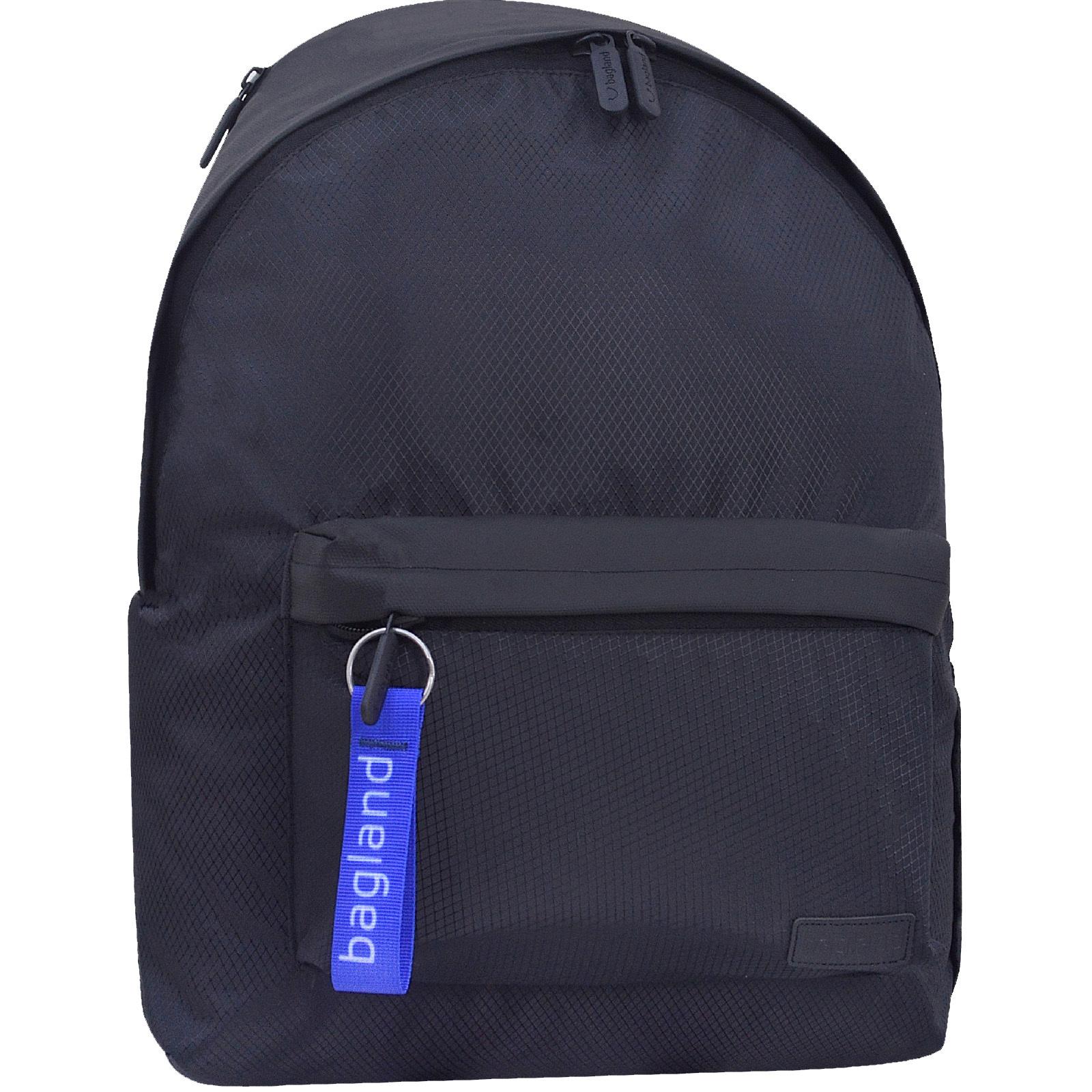 Городские рюкзаки Рюкзак Bagland Anton 24 л. Чёрный (0051833) DSC_1356.jpg