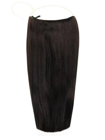 Волосы на леске Flip in- цвет #1B- длина 40 см