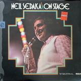 Neil Sedaka / On Stage (LP)