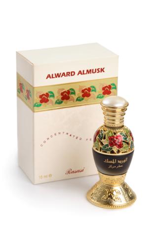 ПРОБНИК 1мл от ALWARD ALMUSK /  Мускус