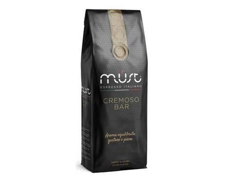 Кофе в зернах Must Cremoso , 1 кг