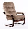 Кресло «Онега 2», ткань премьер 08, каркас венге, GREENTREE
