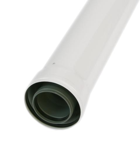 Baxi коаксиальное удлинение DN Ø 80/125 мм, 1 м для Duo-tec MP 35-70 кВт (KHG 71408851)