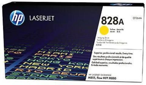 Оригинальный фотобарабан HP CF364A 828A желтый