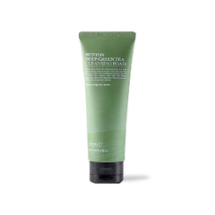 Очищающая пенка BENTON Deep Green Tea Cleansing Foam 120g