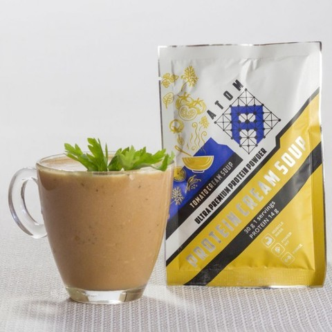 АТОМ Protein Cream Soup Грибной 30г