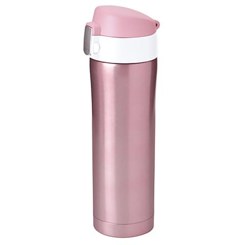 Термокружка asobu Diva cup (0,45 л) розовый