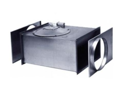 Канальный вентилятор Ostberg RK 700x400 D3 / RKC 400 D3 для прямоугольных воздуховодов