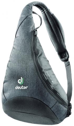 Картинка рюкзак однолямочный Deuter Tommy S Dresscode-Black - 1