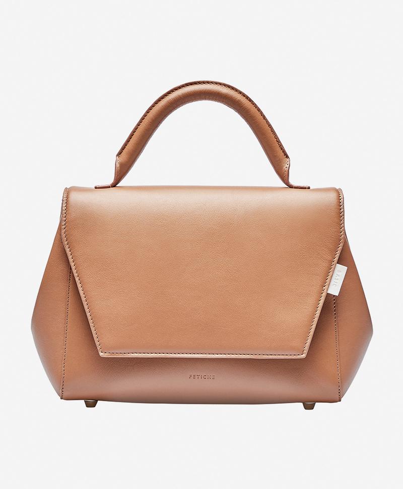 Daily Bag карамельного цвета