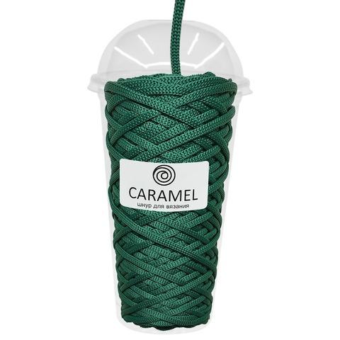Полиэфирный шнур Caramel Изумруд