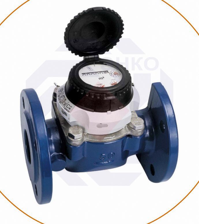 Счетчик горячей воды SENSUS WP-Dynamic DN 65