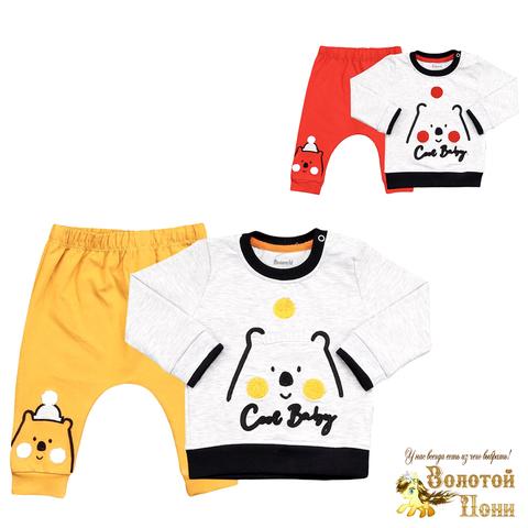 Костюм хлопок детский (68-86) 201120-MW15218.2