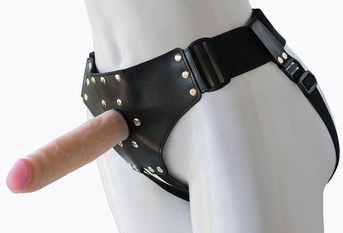 Женский мягкий пояс с насадкой Classic lux-ГЕРЦОГ - 18,2 см.