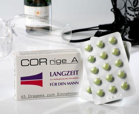 Средство для пролонгации близости CORrige A - 45 драже (509 мг.)