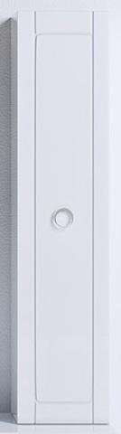 Пенал напольный Aqwella Infinity цвет белый Inf.05/45/W