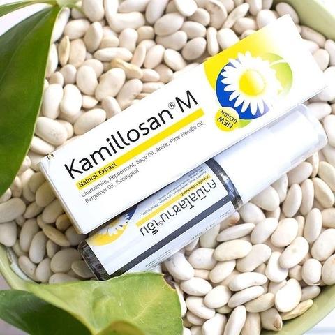 Kamillosan M с натуральными маслами и экстрактами