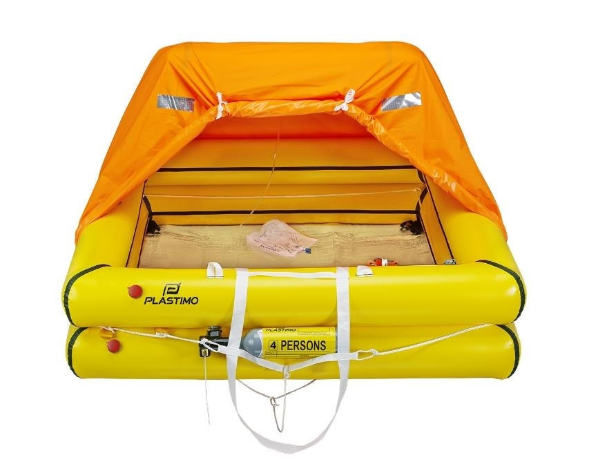 Cruiser liferaft