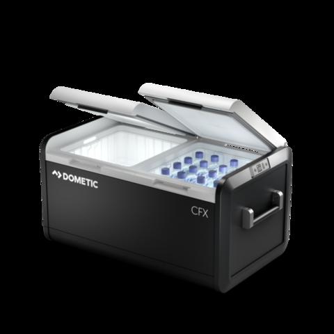 Компрессорный автохолодильник Dometic CoolFreeze CFX3 95DZ (Двухкамерный, 12V/24V/220V, 94л)