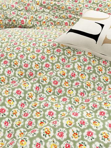 Простынь на резинке  -Британские традиции- натяжная 120х200х26 см 1,5-спальная