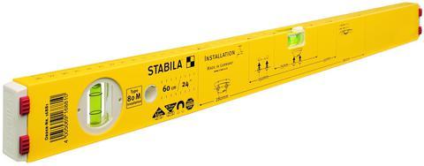 Ватерпас магнитный Stabila тип 80М 60 см (арт. 16881)
