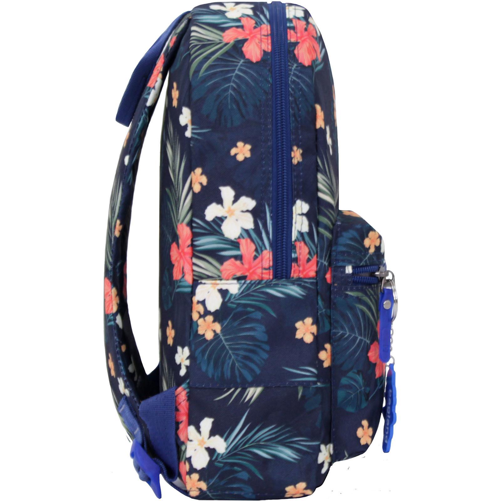 Рюкзак Bagland Молодежный mini суб (цветы) (00508664) фото 2