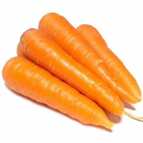 Морковь отборная 1 кг