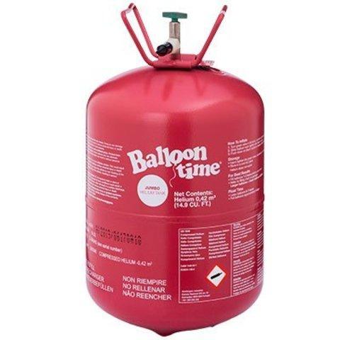 Баллон с гелием портативный на 50 шаров