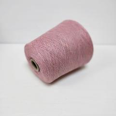 Todd&Duncan, Cashmere, Кашемир 100%, Розовый с светло-серым и сиреневым, 2/28, 1400 м в 100 г