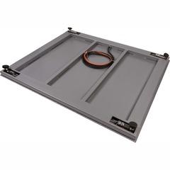 Весы платформенные СКЕЙЛ СКП 5000-1520, LED, АКБ, 5000кг, 2000гр, 1500х2000, RS-232, стойка (опция), с поверкой, выносной дисплей