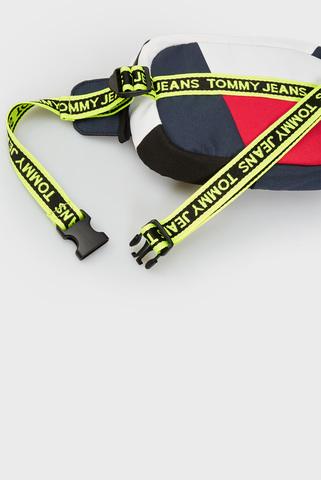 Мужская поясная сумка LOGO TAPE BUMBAG Tommy Hilfiger