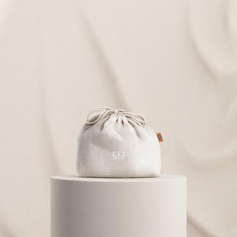 Мешочек для ланча mb pochette, кремовый