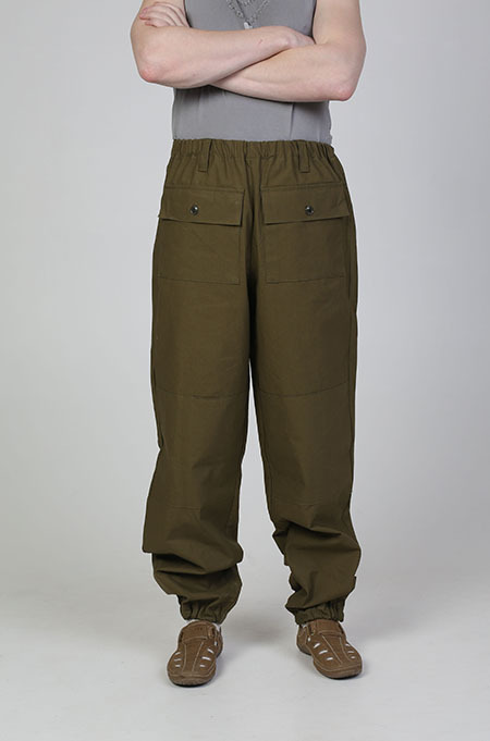Выкройка анти москитного костюма брюки