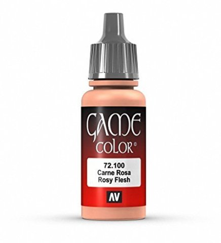 Game Color Rosy Flesh 17 ml.