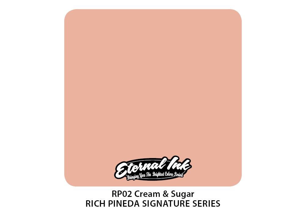 """Краска Eternal """"Cream & Sugar"""" тату краска"""