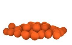Бойлы насадочные плавающие Sonik Baits LIVER-SPICES Fluo Pop-ups 11мм 50мл (Печень+Специи)