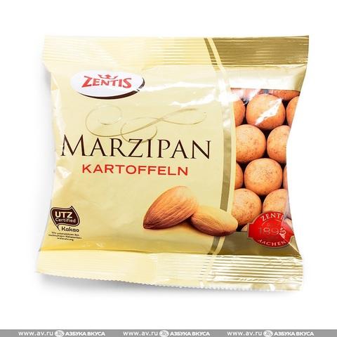 Марципановая картошка Zentis, 100г
