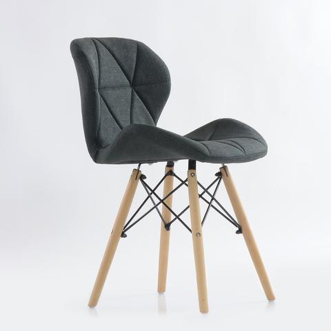 Интерьерный кухонный стул Perfecto / Перфекто / FB / Ткань