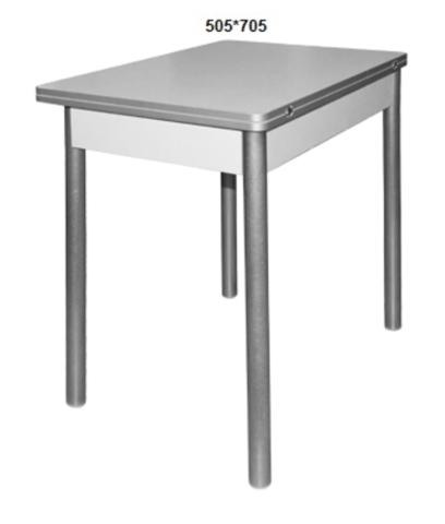 Раздвижной обеденный стол с откидной столешницей М142.82 - фото