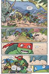 Подростки мутанты ниндзя черепашки: Черепашки во времени (б/у)