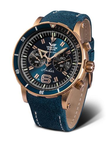 Часы наручные Восток Европа Анчар Бронза 6S21/510O586