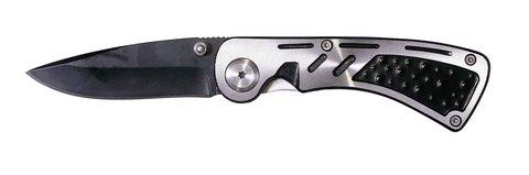 Нож Stinger, 68 мм, черный