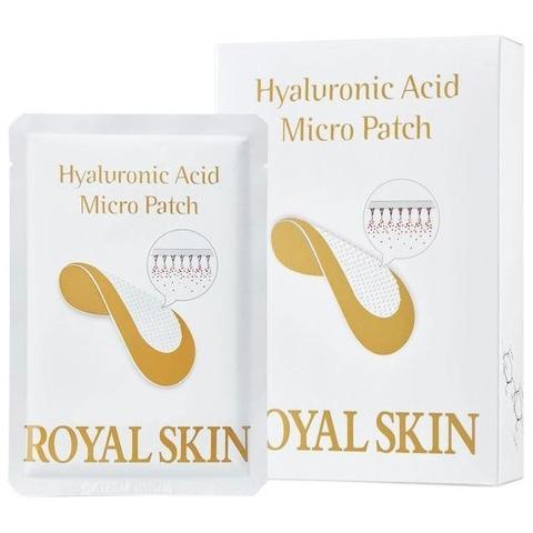 Royal Skin Гиалуроновые патчи с микроиглами Hyaluronic Acid Micro Patch 1 пара