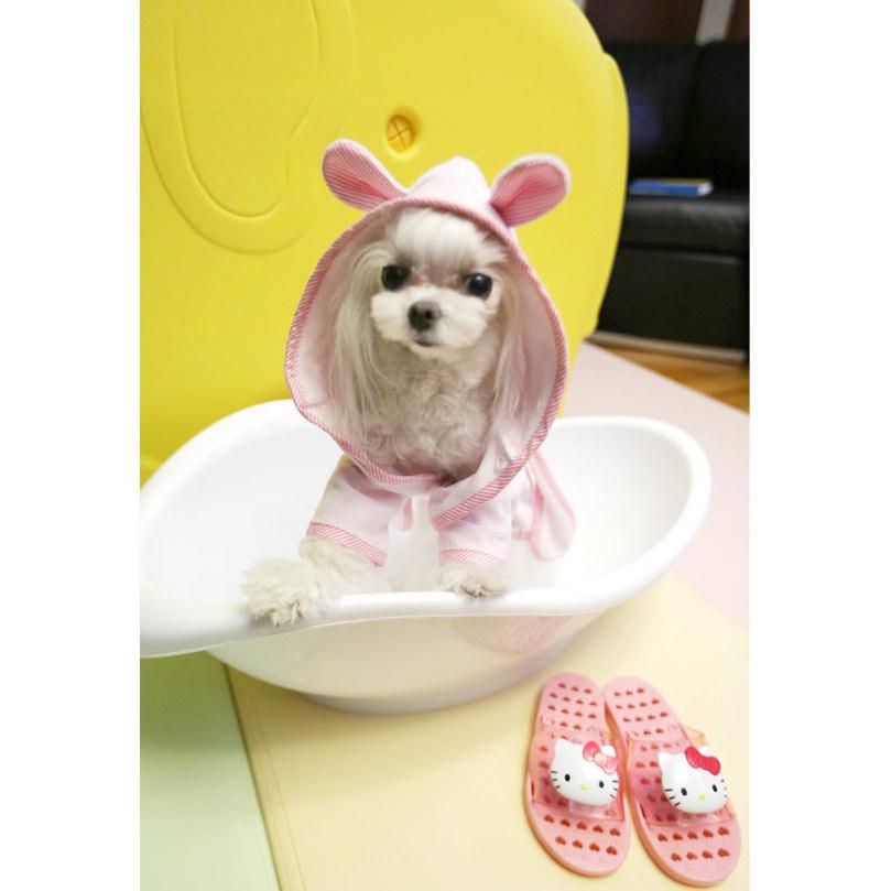 061 PA - Халаты для собак банные