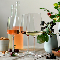 Набор фужеров для шампанского 388 мл, 2 шт, Sensa, фото 5