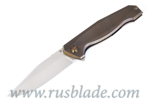 Cheburkov Bear Knife Limited M398 #70