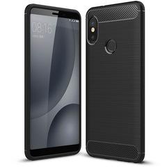 Противоударный чехол для Xiaomi Note 6 Pro (Черный)