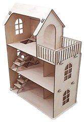 Кукольный эко дом