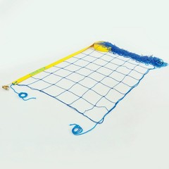 Волейбольная сетка для пляжа и зала, 9x0,9м