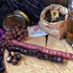 Чурчхела без глютена с фундуком в белом соке (Грузия)